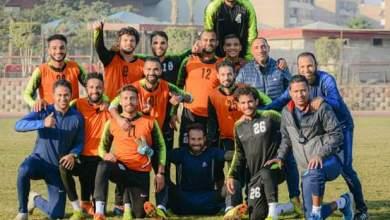 صورة بني سويف ينهي معسكره بالقاهرة والمزين يريح لاعبيه من التدريبات