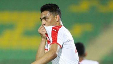 صورة مصطفى محمد سنفعل كل شئ للفوز علي الأهلى في أهم مباراة في مسيرتى