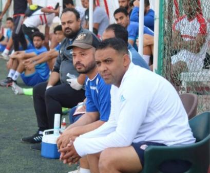 أسامة حسن مدرب زمالك 2001