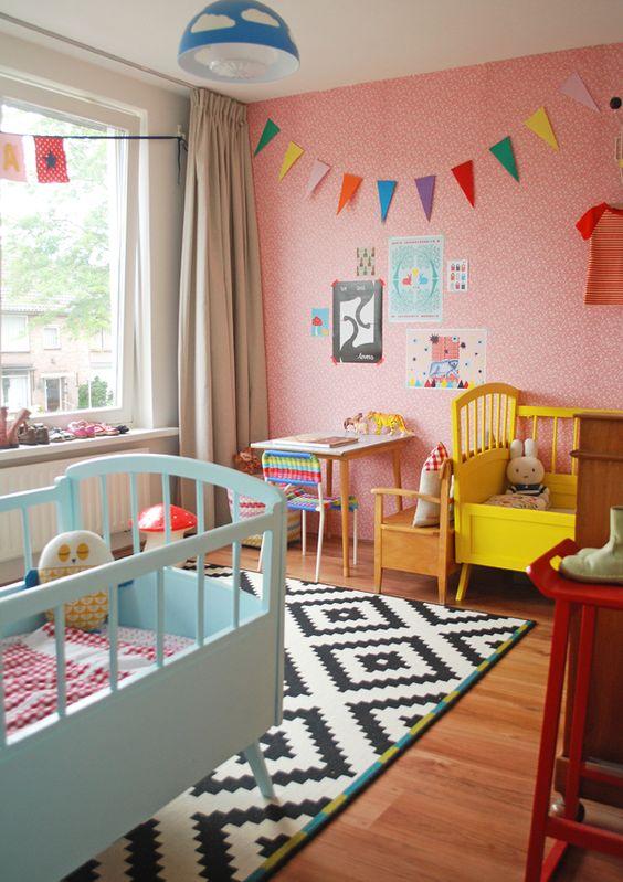 غرف نوم الاطفال 2017