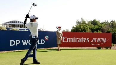 Photo of بطولة موانئ دبي العالمية للجولف برعاية طيران الإمارات  تنطلق غداً