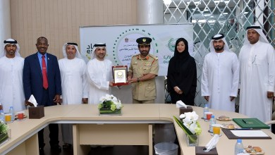 Photo of وزارة الدولة لشؤون المجلس الوطني الاتحادي توقع مذكرة تفاهم مع القيادة العامة لشرطة دبي