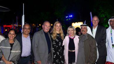 Photo of حشر بن مكتوم يشهد حفل لاعبات دولية دبي للتنس