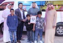 Photo of هيئة آل مكتوم تتبرع بباص لمركز الحنان لاصحاب الهمم