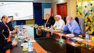 Photo of برنامج دبي للأداء الحكومي المتميز يبحث تعزيز أطر التعاون مع مطارات دبي في مجال التميز المؤسسي