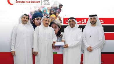 "Photo of Al Ansari Exchange donates AED 1 million to the ""UAE for Rohingya Women and Children"" campaign"