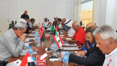 "Photo of تنظيم بطولة الأشبال تحت 13 عاماً، واستضافة الإمارات لبطولة الـ ""رايدر كب"""