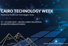 Photo of Cairo Technology Week Set to Take Place 17-19 June 2019
