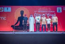 Photo of الآلاف يشاركون في احتفال مجلس دبي الرياضي والقنصلية الهندية باليوم العالمي اليوغا