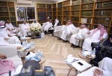 Photo of مجلس إبراهيم الهاشمي العلمي في مكة يستضيف جمعة الماجد
