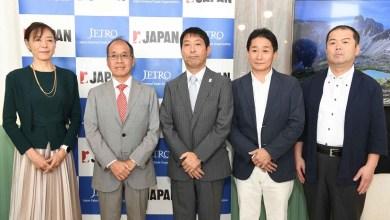 Photo of منظّمة التجارة الخارجية اليابانية تعتزم زيادة صادرات الأرز الياباني الأصيل ومنتجاته في المنطقة وتقدّم دقيق الأرز الياباني لأول مرّة في الإمارات