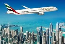 Photo of طيران الإمارات تؤكد طلبية بقيمة 8.8 مليارات دولار (32.3 مليار درهم) لشراء 30 طائرة بوينج 787 في معرض دبي للطيران 2019