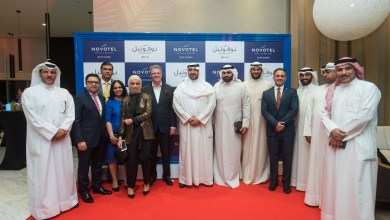 Photo of Novotel Bur Dubai Welcomes H.E. Sheikh Mubarak A M Al-Sabah At the Official Opening of The New Hotel in Healthcare City