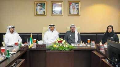 Photo of بالهول يزور إسعاف دبي ويتفقد خدماتها ويطلع على دورها المجتمعي