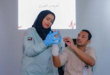 Photo of إسعاف دبي تعقد 345 دورة تدريبية وورشة عمل العام الماضي استفاد منها 10235 فردا