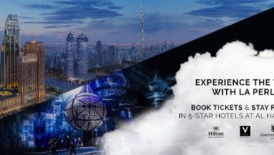 Photo of THE ULTIMATE STAYCATION:  BOOK LA PERLE TICKETS AND GET FREE 5-STAR HOTEL STAYS