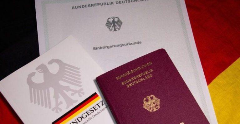 عدد الحاصلين على الجنسية الألمانية
