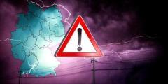 الأحوال الجوية في ألمانيا