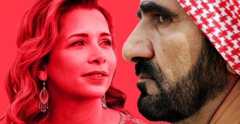 فيديو تفاصيل هروب الأميرة هيا بنت الحسين من حاكم دبي