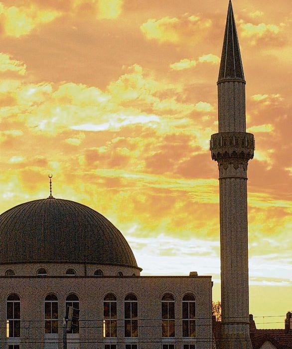 رسالة مع مسحوق مشبوه تصل إلى ثالث أكبر مسجد في ألمانيا