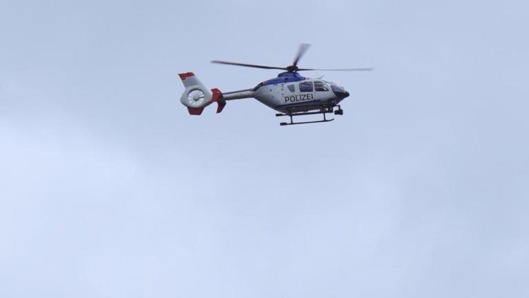 الشرطة الألمانية تعلن حالة التأهب , وتبادلٌ لإطلاق النار في مدينةٍ ألمانية