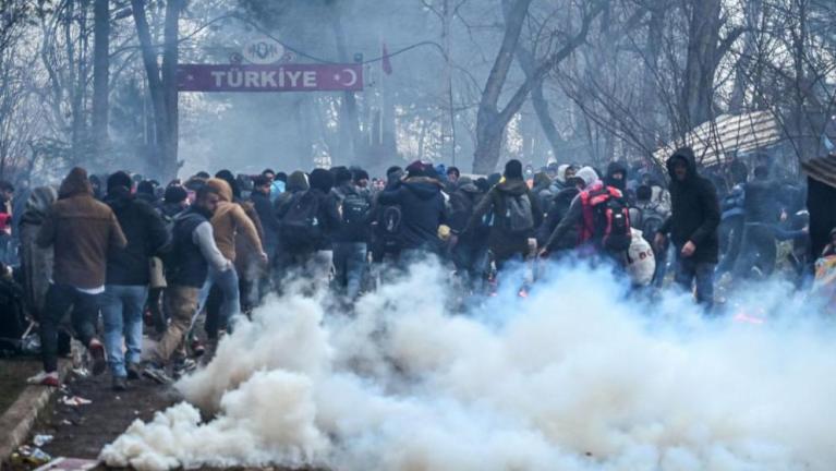 أخبار اللاجئين في اليونان
