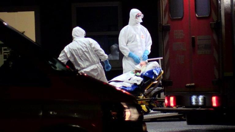 ارتفاع عدد اصابات فيروس كورونا في ألمانيا