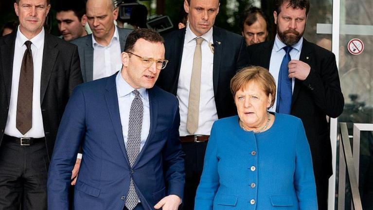 الحكومة الألمانية ترسل خطة صارمة للولايات من أجل احتواء وباء كورونا