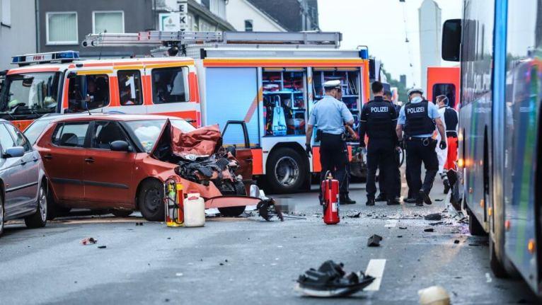 حادث مأساوي في ولاية ألمانية