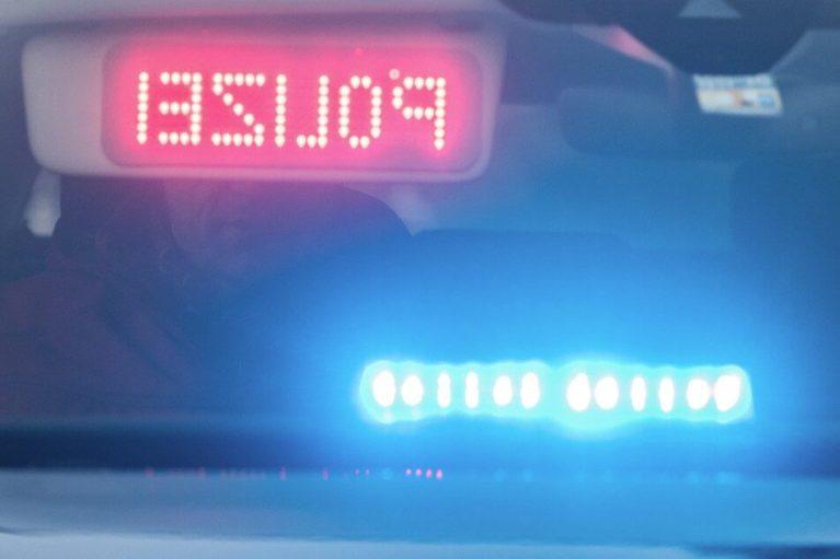 رجل يهرب من الشرطة في ولاية ألمانية