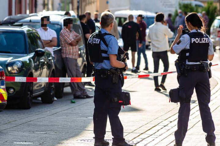 ثمان جرحى بإطلاق نار في مدينة ألمانية