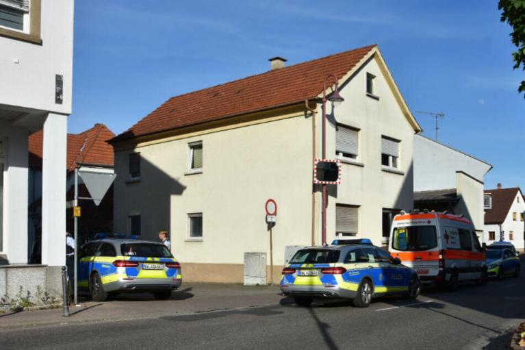 السطو المسلح على فرع DHL في مدينة ألمانية