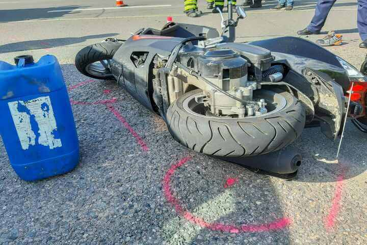 حادث مريع في مدينة ألمانية