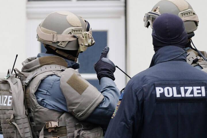 عمليات تفتيش واسعة في عدة ولايات ألمانية