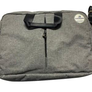 laptop bag business color Gray