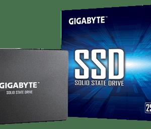 HDD GIGABYTE SSD 256G2.5