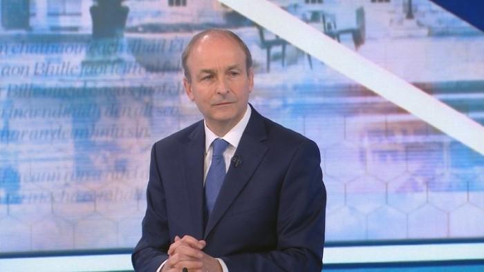 """رئيس الوزراء ينتقد """"يويفا"""" لاستبعادها أيرلندا عن استضافة بطولة يورو 2020"""