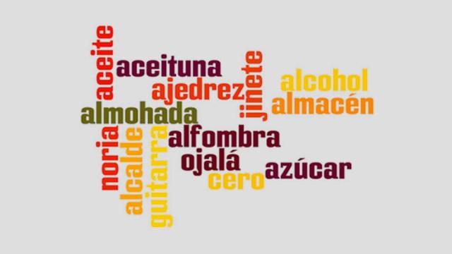 Grupo de palabras de origen árabe en el español