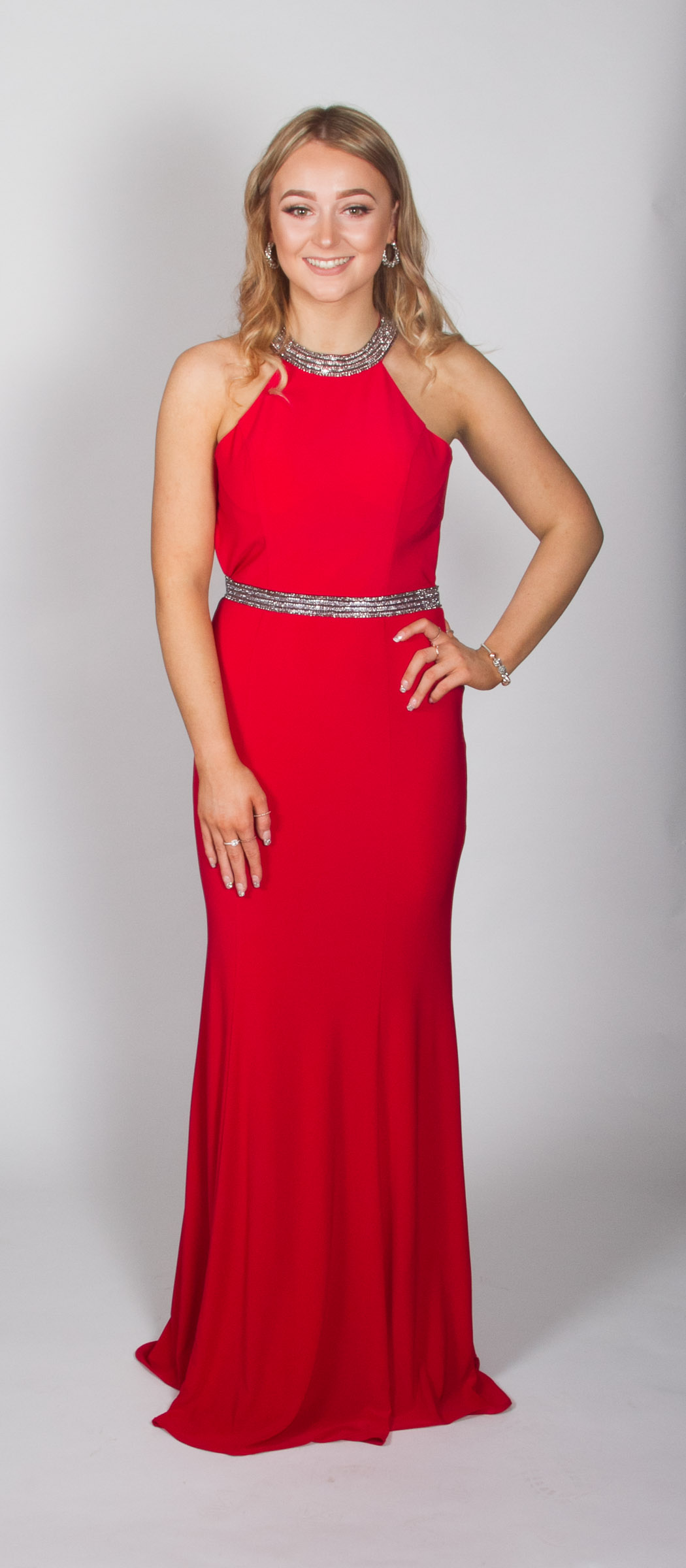 Jennifer (Red) Front