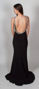 Arabella (Black) Back