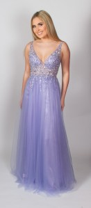 Olivia (Purple) Front