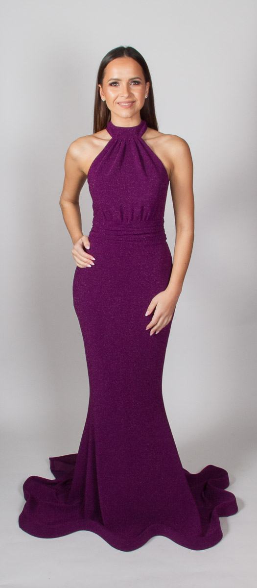 Victoria (Purple) Front