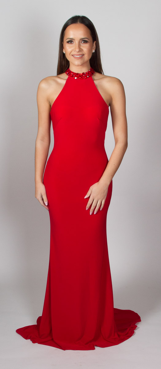 Vogue (Red) Front