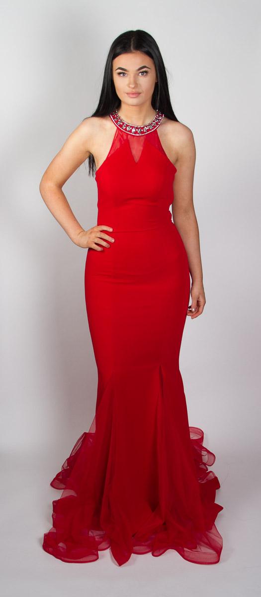 Hazel (Red) Front