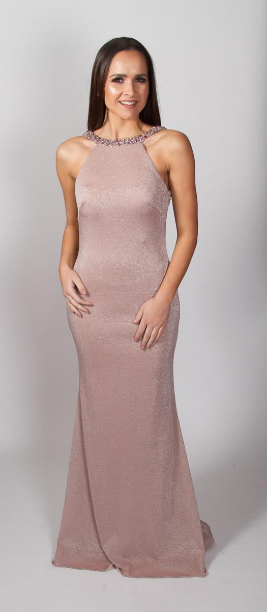 Lottie (Dusky Pink) Front