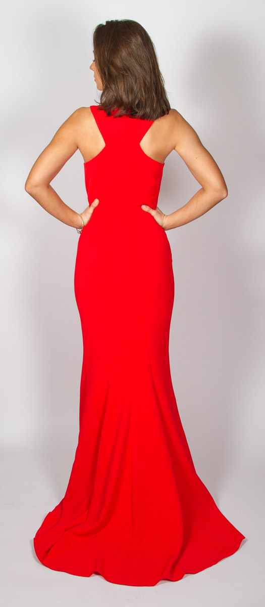 Amie (Red) Back