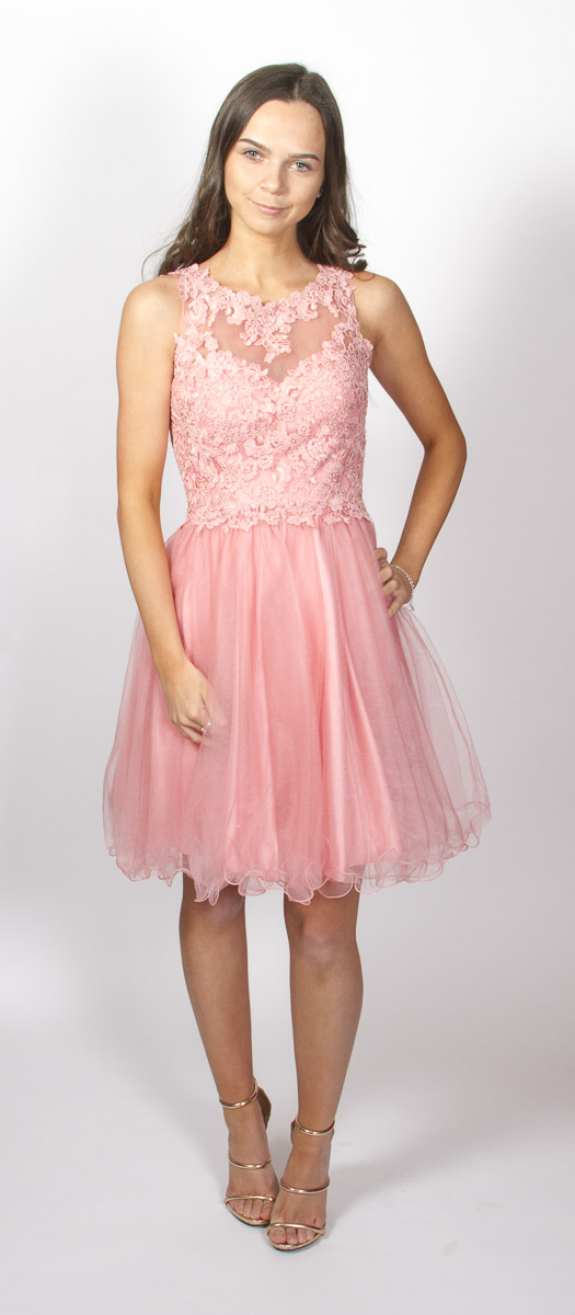 Concetta (Dusty Rose) Front