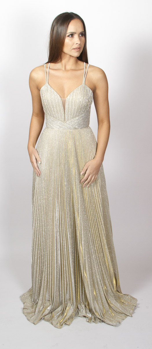 Pixie (Gold) Front