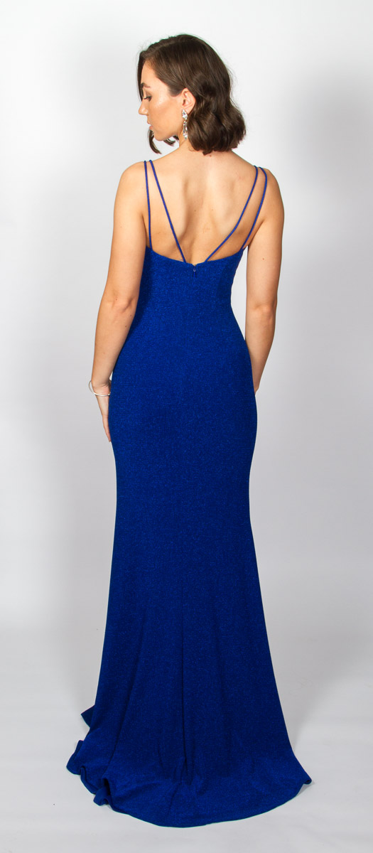 Alice (Royal Blue) Back