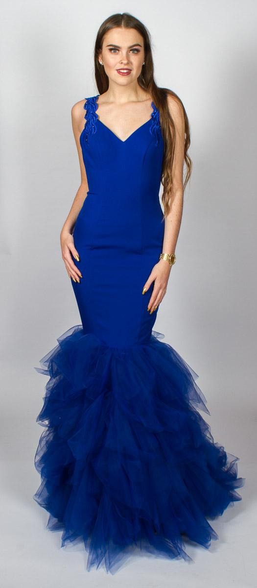Gardenia (Royal Blue) Front